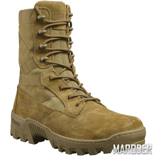 Ботинки Magnum Spartan XTB Coyote
