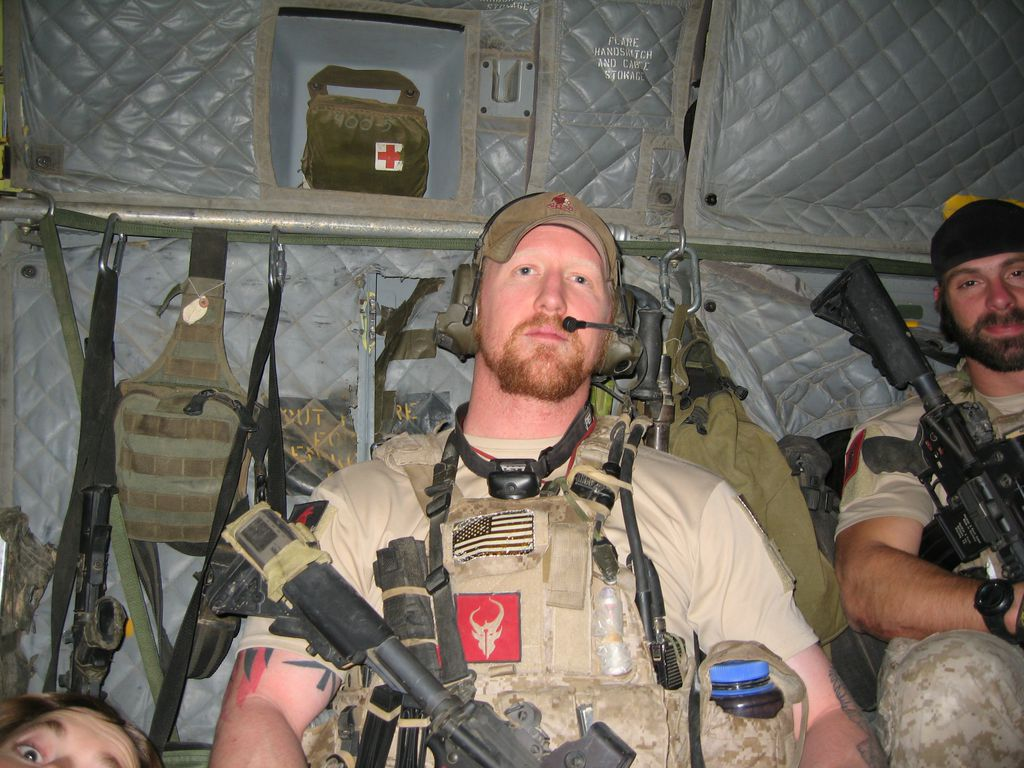 Robert O Neill, the former Navy SEAL who claims to have shot dead Osama bin Laden, will be appearing at charity poker tournament and private luncheon in Buford on May 2.