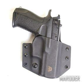 Кобура для пистолета Форт 17 HIT FACTOR производства компании ATA Gear пластиковая
