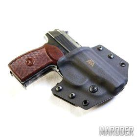 Кобура для пистолета Макарова HIT FACTOR. ATA Gear пластиковая