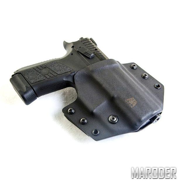 Кобура для пистолетов T-REX, CZ 75 P-07