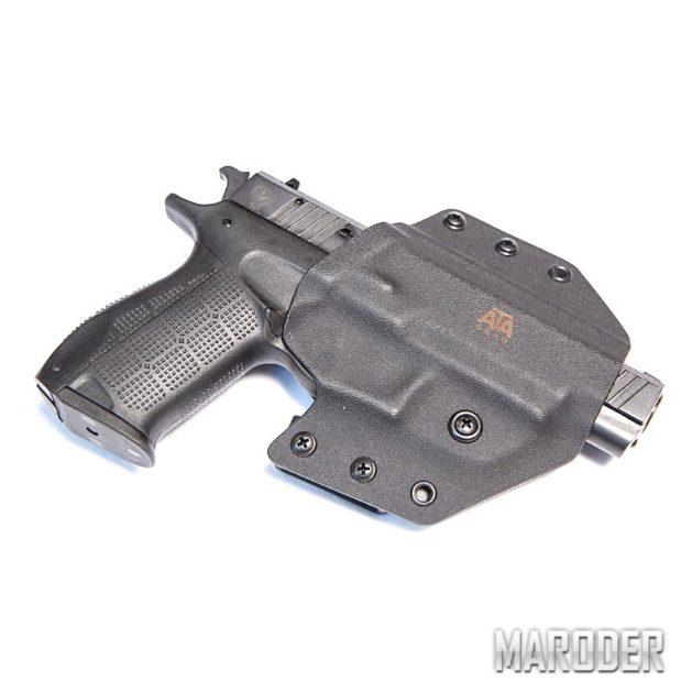 Кобура для пистолета Форт 18 HIT FACTOR пластиковая