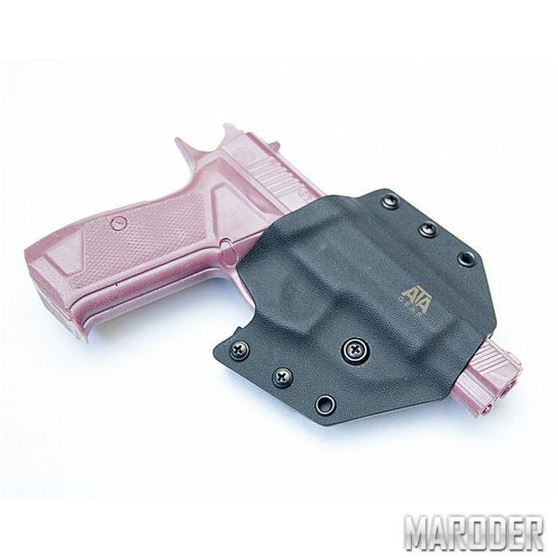 Кобура для пистолета Форт 14 HIT FACTOR пластиковая кайдекс