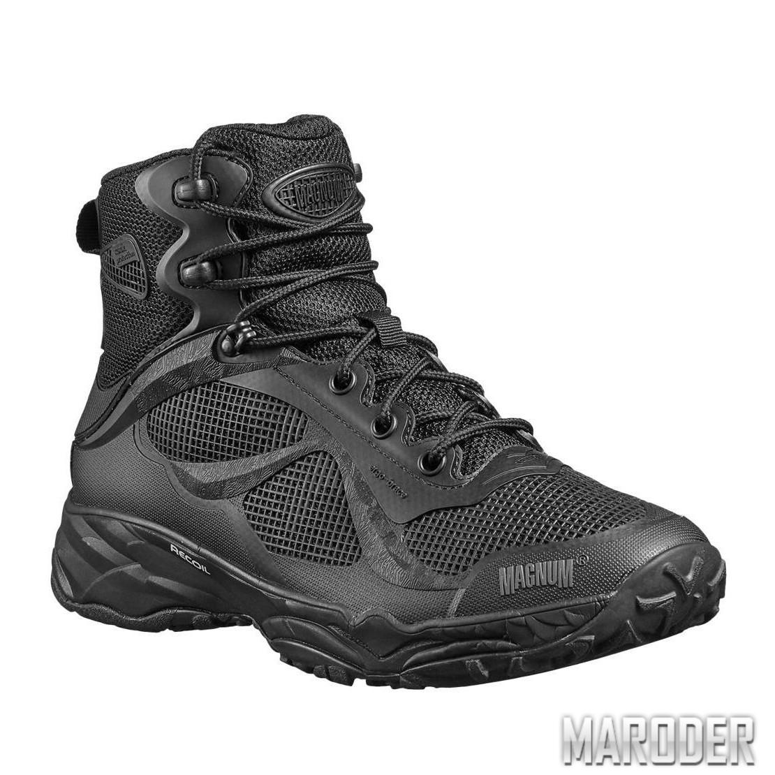 Тактические ботинки Magnum Opus mid Black