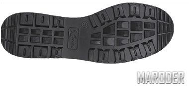Тактические кожаные ботинки Мангуст черные. Bootex