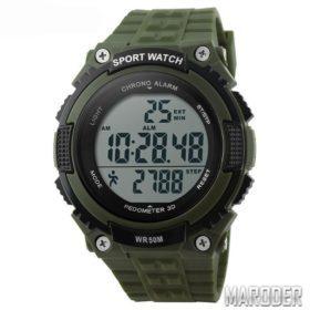 Часы мужские тактические Skmei 1112 Army Green купить в Украине не дорого