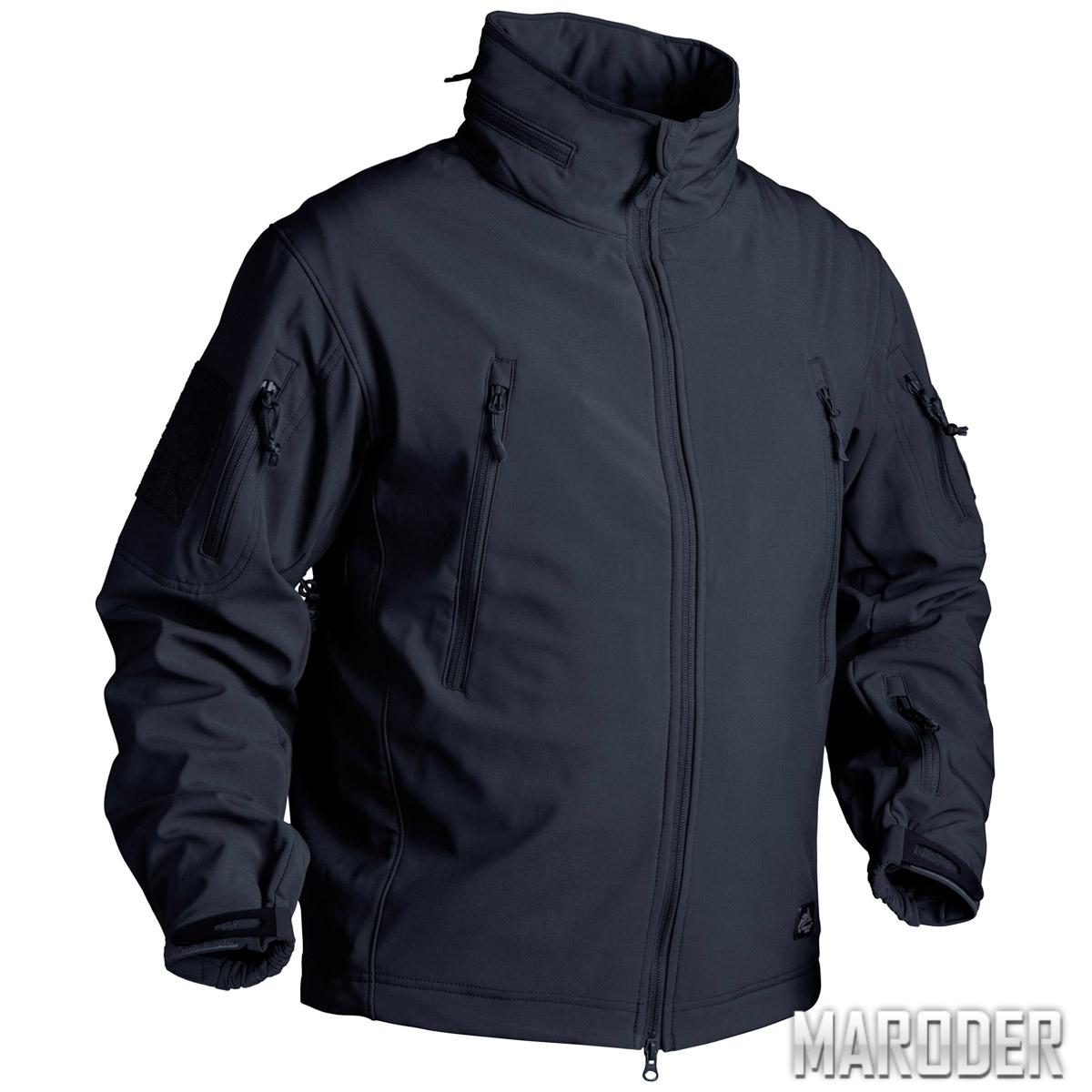 Тактическая куртка gunfighter Soft Shell nawy