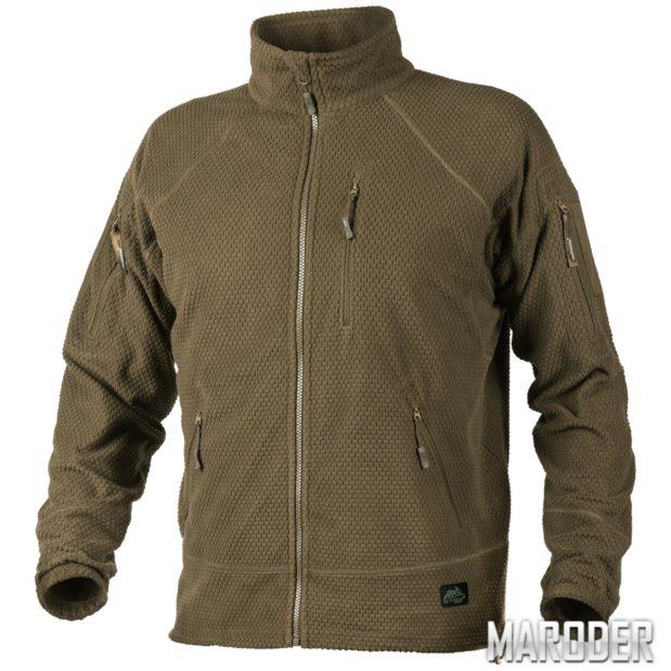 Куртка флисовая ALPHA TACTICAL Coyote
