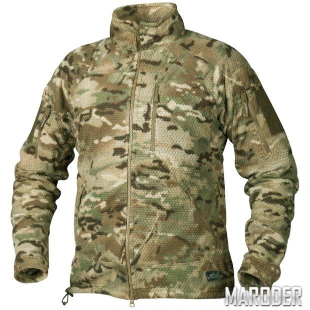 Куртка флисовая ALPHA TACTICAL Multicam