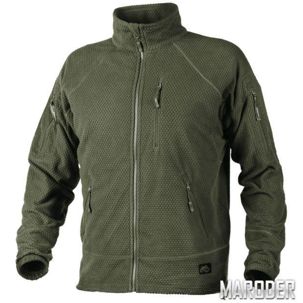Куртка флисовая ALPHA TACTICAL Олива