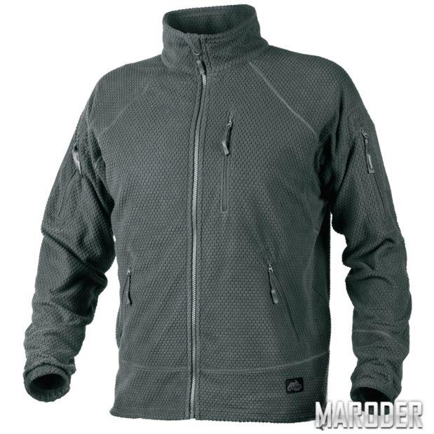 Куртка флисовая ALPHA TACTICAL Shadow Grey