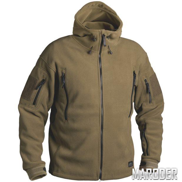 Флисовая куртка PATRIOT Coyote