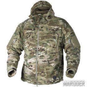 Флисовая куртка PATRIOT Camogrom мультикам