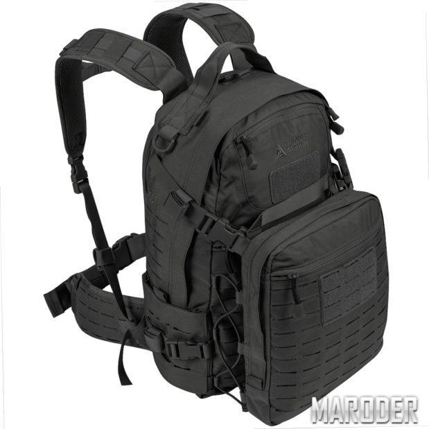 Рюкзак тактический GHOST MK2 Black черный