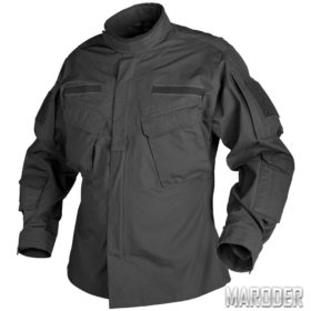 Китель CPU PolyCotton Ripstop Black