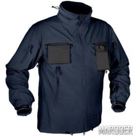 Куртка тактическая Cougar Soft Shell QSA Navy Blue