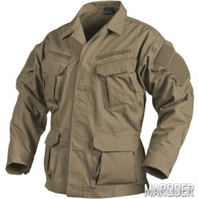Китель SFU NEXT Coyote. Polycotton Ripstop. Helikon-Tex