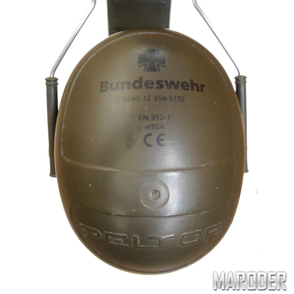 Наушники для стрельбы Peltor Bundeswehr