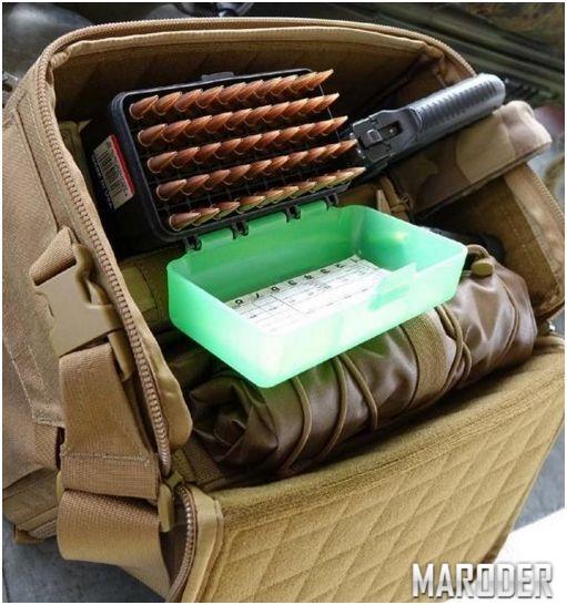 range bag обзор 2
