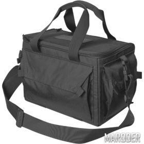 Оружейная сумка RANGE BAG Черная пистолетная для стрельб