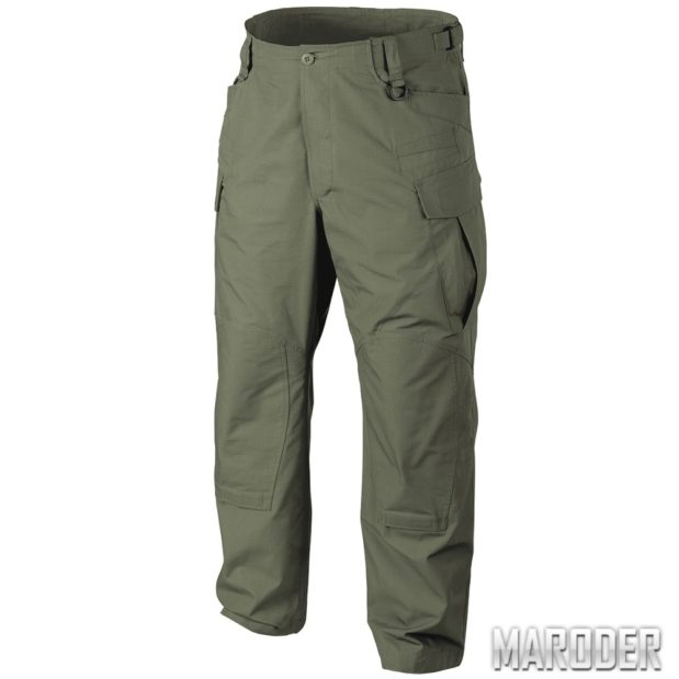 тактические брюки helikon sfu_NEXT_adaptive green