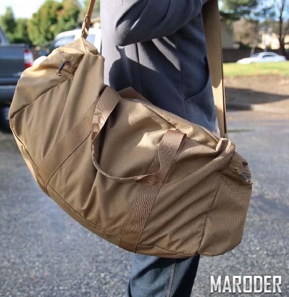 Транспортная сумка URBAN TRAINING BAG обзор
