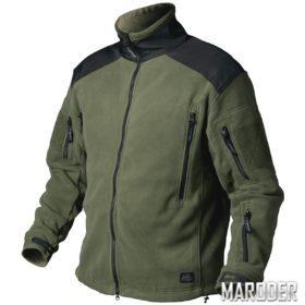 Куртка флисовая Liberty Fleece Олива / Черный