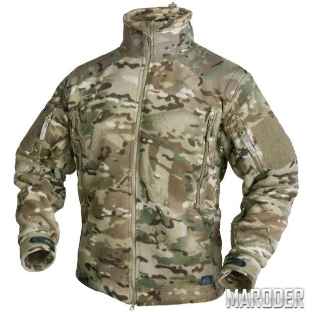 Куртка флисовая Liberty Fleece Multicam