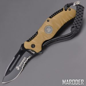 Нож раскладной MTECH M-1020BT
