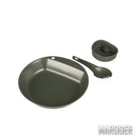 Столовый набор шведский PATHFINDER KIT WILDO® 3-PIECES
