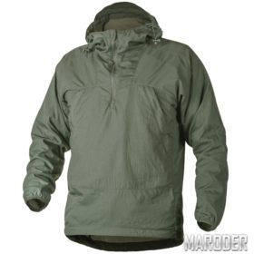 Куртка WINDRUNNER WINDSHIRT Alpha Green