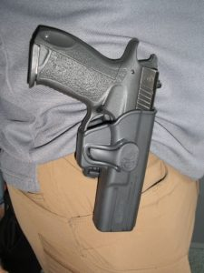 кобура для форт 17 glock 17 helikon