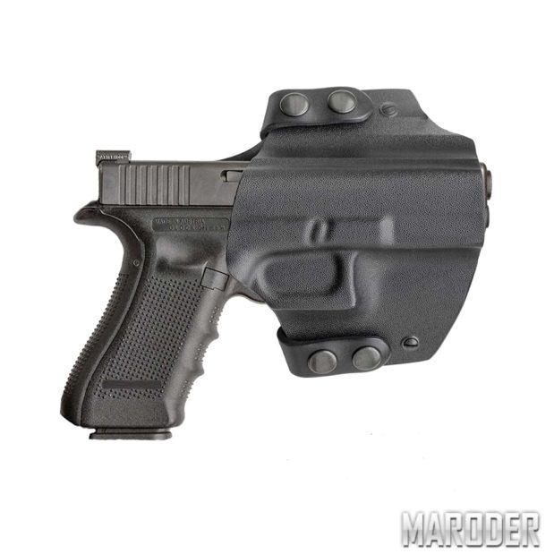 Кобура под пистолет GLOCK 17. ПК51 Пластиковая. A-line