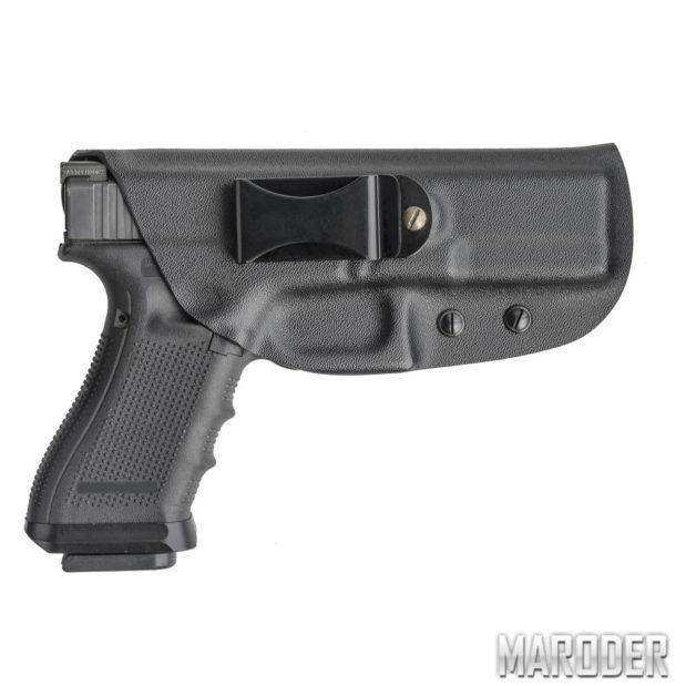 Кобура внутрибрючная пластиковая Glock 17