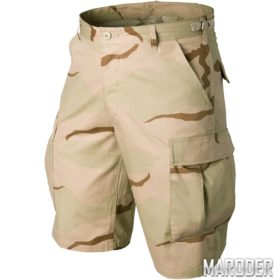 Шорты BDU Cotton Ripstop US Desert