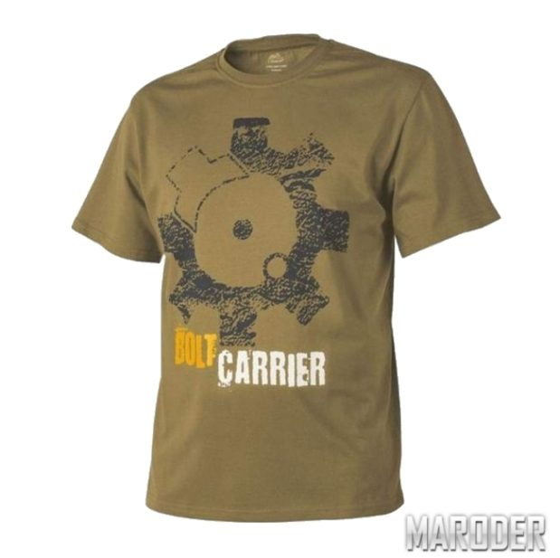 Футболка Bolt Carrier coyote