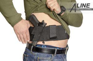 Пояс для скрытого ношения оружия