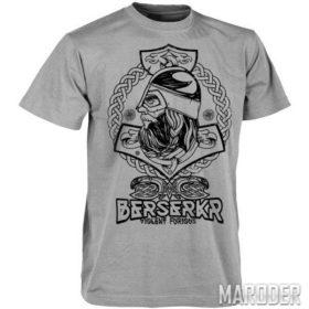 Футболка BERSERKR серая