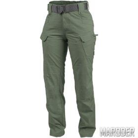 Тактические женские брюки Canvas UTP Olive Drab