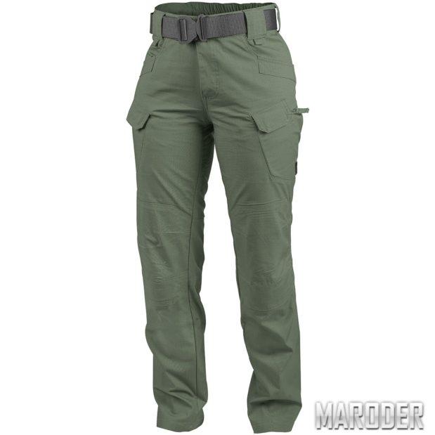Тактические женские брюки PolyCotton Ripstop UTP Olive Drab