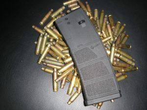 Магазин полимерный к AR-15 .223rem MFT