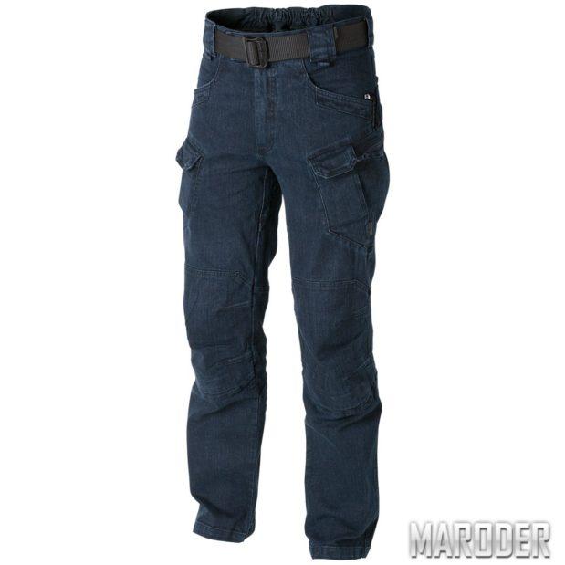 Тактические джинсы Canvas UTP. Helikon-tex
