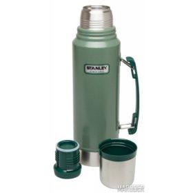 Термос Stanley Legendary Classic 1.0 литр. Зеленый