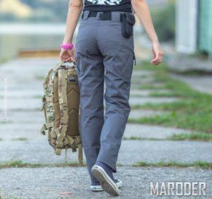 женские тактические брюки 1