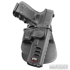 Кобура пластиковая Fobus Glock-17/19