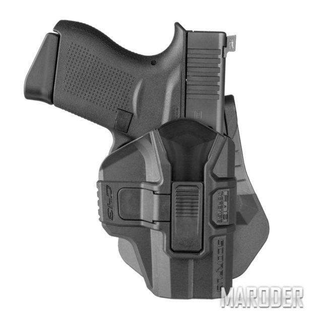 Кобура FAB Defense Scorpus для Glock 43