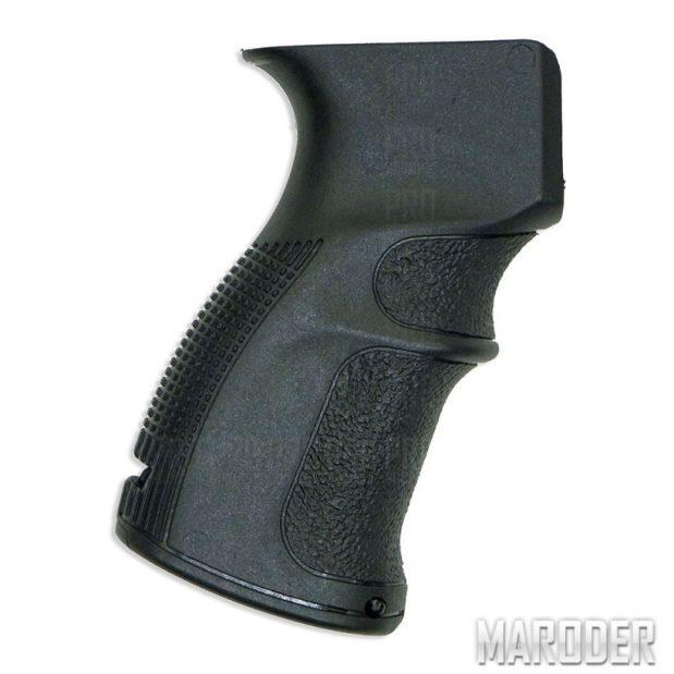 Рукоятка пистолетная FAB Defense AG прорезиненная для АК-47/74