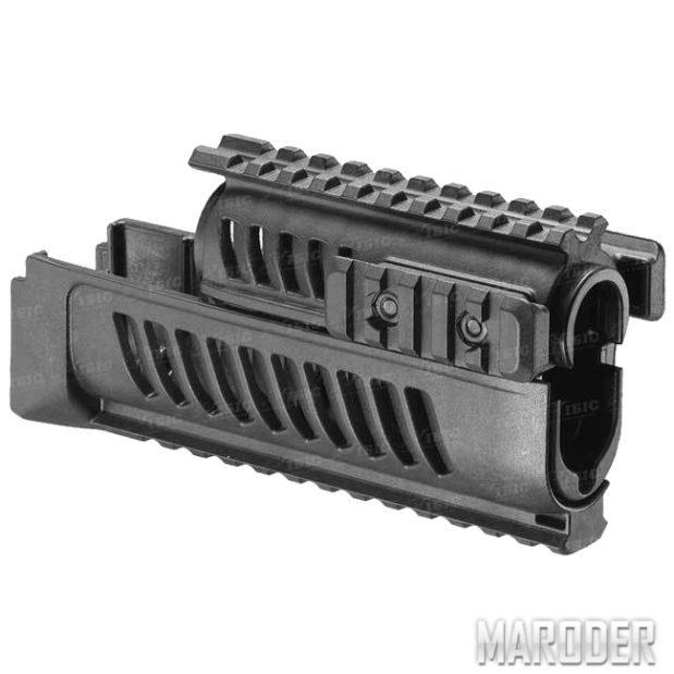 Цевье FAB Defense AK-47 полимерное для АК47/74
