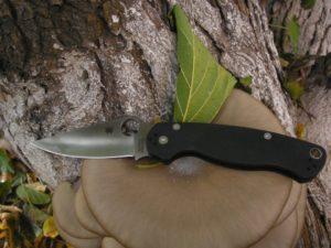 Нож раскладной Spyderco Para-Military 2