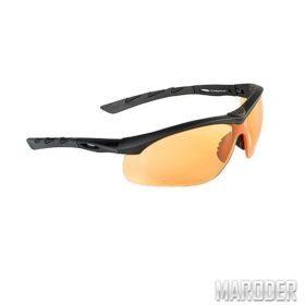 Очки баллистические Swiss Eye Lancer оранжевые
